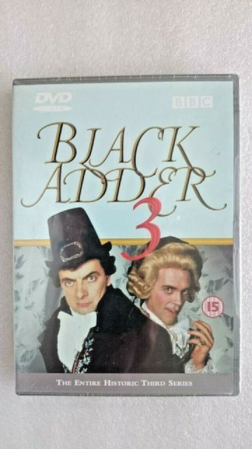 Blackadder 3 - Blackadder the Third (DVD 2001 - NEW and SEALED